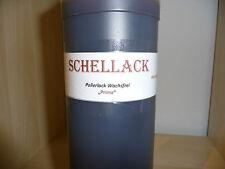 1L Schellack Prima Wachsfrei Möbellack Politur Holzlack Schellackpolitur Dunkel+