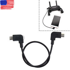 Remote Controller to Android USB Data Transfer Cable for DJI MAVIC PRO AIR Spark