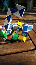 Lote de dos Serpiente Rubik's Twist