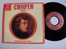 """1664 de KRONENBOURG - CHOPIN / PHILIPPE ENTREMONT 7"""" 45T EP CBS ESP 12140 Bière"""