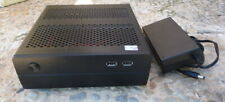 Micro PC Caja mini ITX, Placa MX56N AMD T56 (SSD HD/2 Gb DDR3/Windows 10 Pro)