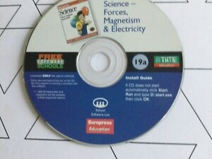 SCIENCE - FORCES MAGNETISM & ELECTRICITY  - 1997
