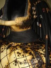 New Great Black Colour Netting For Movie AVP Alien Vs Predator 1:1 Costume Prop