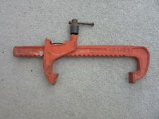 """Carver 12"""" / 300mm Clamp. Fabricator Engineering industrial clamp hand tool vice"""