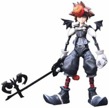 Square-Enix Kingdom Hearts 2 Play Arts Action Figure Sora (Halloween Town)