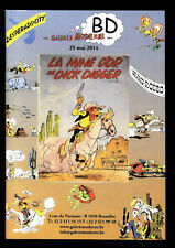 Katalog Verkauf den Auktion Comic Dachträger Modern Lucky Luke / Morris Mai 2014