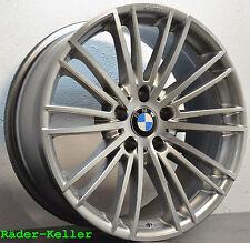 Neu BMW Alufelgen 19 Zoll 3er E90 91 F30 F31  F10 F11 X3 F25 X4 F26 F32 6er F01