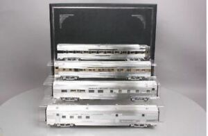 American Models BDBS05 S Scale Empire State Express Passenger Car Set (4) LN/Box