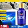 9H Hardness Auto Car Headlight Len Restorer Repair Liquid Polish Cleaning Tool Y
