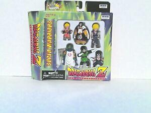 1998 Irwin Super Warriors Dragon Ball Z 6 Mini Figure Box Set Series 4