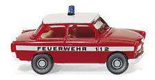 Wiking 086124 - 1/87 Feuerwehr - Trabant 601 S - Neu
