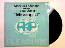 Missing U 12in 1st (Markus Enochson - 1999) RFP991 (ID:15555)