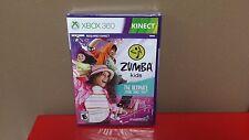 ** Zumba Kids  (Xbox 360, 2013) - BRAND NEW & FACTORY SEALED