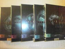 X-FILES LA STAGIONE 3 quasi COMPLETA IN DVD MANCA IL N 5 USATI OTTIME CONDIZIONI