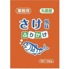 Marumiya Rice Seasoning FURIKAKE 'Tokufuri' SALMON Sake Flavor 250g Business Use