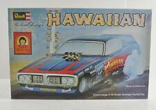 Revell Roland Leong's Hawaiian Charger Funny Car 1/16 Scale Model Complete