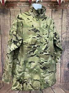 X-Large Genuine British Army MTP Goretex Lightweight Waterproof MVP Jacket