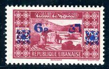 GRAND LIBAN 1943 Yvert 183 ** POSTFRISCH BLAUER AUFDRUCK (09130