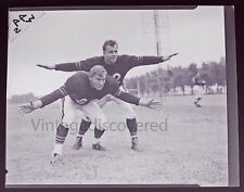 "Clyde ""Bulldog"" Turner Ray Bray Chicago Bears 1951 Film Negative"