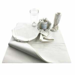 """White Wrapping Packing Newspaper Offcuts Large 20 X 30"""" Sheets Chip Shop Paper"""