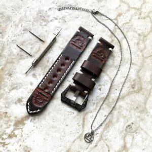Waage Zodiac Geprägte Band Armband für Garmin Darth Vader & Erste Avenger -S22