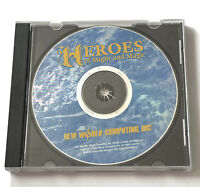 Heroes Of Might And Magic CD-ROM PC Computer Game!