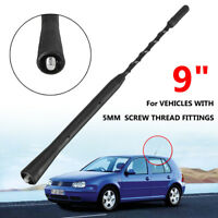 9'' Universal Car Radio Stereo Flexible Antenna Aerial Ariel Bee Sting For VW