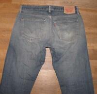 """Levi `S 514 Coupe Slim Droite Homme - Jeans / Bleu en W33 """" / L32 """""""