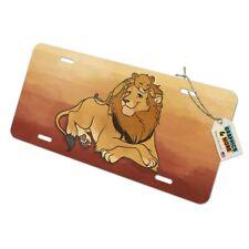 Lion of Judah Bible  Novelty Metal Vanity Tag License Plate