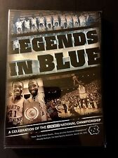 Legends in Blue- A Celebration of the 1982 North Carolina Tar Heels DVD 2006 NEW