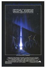 """EXPLORERS Movie Poster [Licensed-NEW-USA] 27x40"""" Theater Size  (Hawke,Phoenix)"""