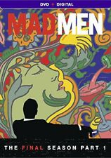 Mad Men the Final: Season Part 1 [New DVD] 3 Pack