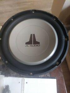 JL AUDIO 13.5 Subwoofer 13w1v2-4 ohm 700 WATT MAX