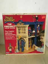 1989 Police Academy THE PRECINCT Kenner  No. 66210 NOS Factory Sealed w/ Extras