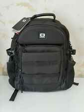 Ogio Alpha Prospect Backpack with Padded Tablet Sleeve Black