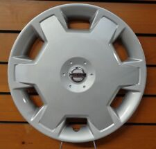 "15"" For NISSAN VERSA 2007 - 2009 SILVER WHEEL COVER HUBCAP RIM COVER 570-53072"
