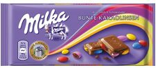 MILKA smarties chocolate - special offer - (4) Pannels - Made in Germany