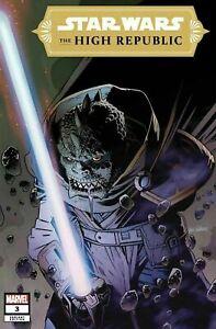 Star Wars The High Republic #3 2021 1:25 Kev Walker Variant Marvel Comics