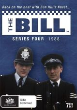 The Bill : Series 4 (DVD, 2011, 7-Disc Set)