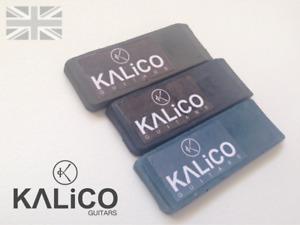 Fret Polishing Rubbers / Erasers (set of 3) by Kalico Guitars