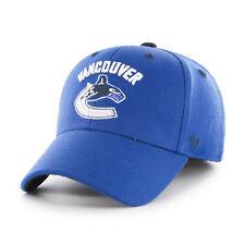 NHL Vancouver Canucks Cap Basecap 47Brand Baseballcap Kickoff stretch Eishockey