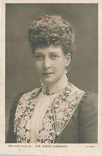 POSTCARD  ROYALTY   Queen  Alexandra