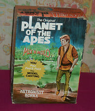 vintage POTA Planet of the Apes ASTRONAUT BURKE MIX 'N MOLD MODEL CASTING KIT