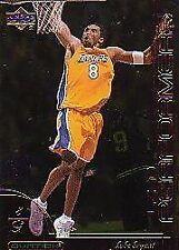 2000 Upper Deck Kobe Bryant #8 Basketball Card