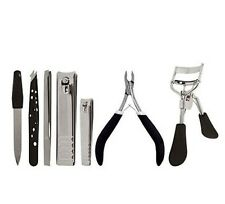 SATIN EDGE SPA TOOLS 8 pc. Implement Set Travel Kit SAME DAY FREE SHIPPING