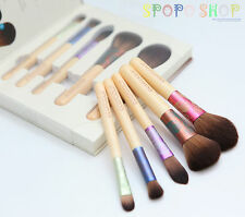 New Ecotools Fresh & Flawless 5 Piece Complexion Set Earth-friendly Beauty #1253