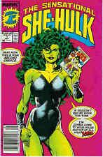 SENSATIONAL SHE-HULK # 1 (John Byrne) (États-Unis, 1989)