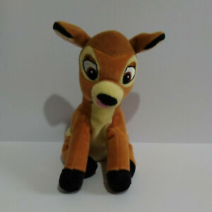 Disney Beanie Bambi Small Soft Toy - made exclusively for Walt Disney Company