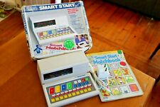 Vintage Vtech Smart Start Computer Learning Machine child 5 to 8 educational fun