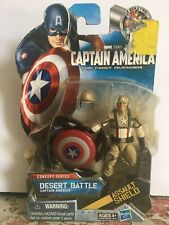 CATFA 16 Desert Battle Captain America